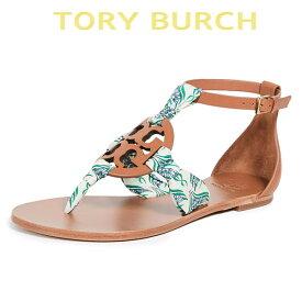 トリーバーチ サンダル シューズ 靴 レディース ぺたんこ 大きいサイズ あり Tory Burch MILLER ミラー