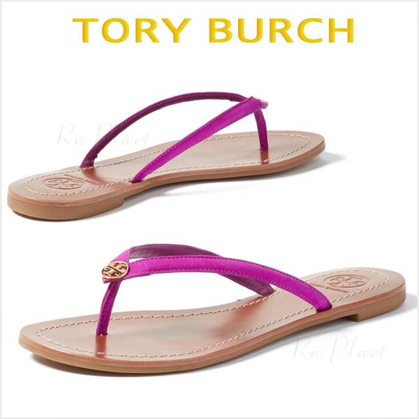トリーバーチ サンダル トング レディース 歩きやすい 靴 楽天 Tory Burch 正規品
