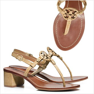 Tory Burch Sandals heel Tory Burch genuine 05P03Sep16