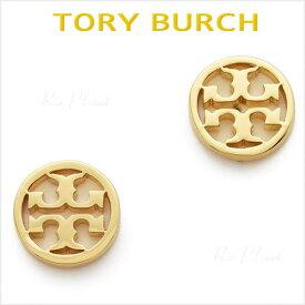 トリーバーチ ピアス レディースブランド LOGO-CIRCLE 楽天 新作 人気 プレゼント Tory Burch 正規品