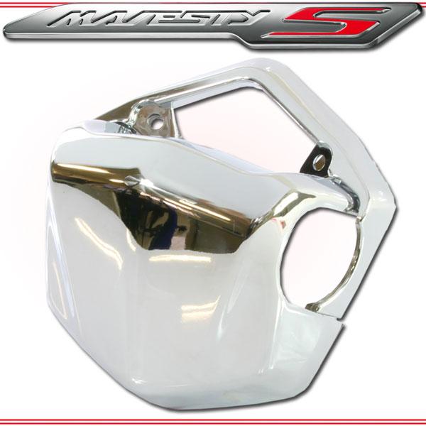 【あす楽対応】 マジェスティS SG28J SMAX SG271 メッキ ハンドルポストカバー 【ハンドル回り ハンドル関連商品 ハンドルポスト】