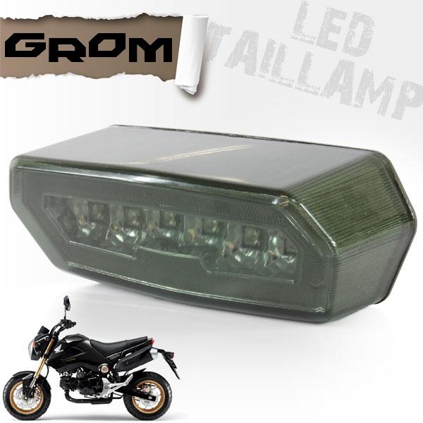 【あす楽対応】 GROM グロム MSX125 JC61 LED スモーク テールランプ 【テール ブレーキ】