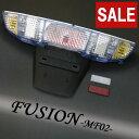 ★セール フュージョン MF02 クリスタル ユーロ テール ユニット 外装 パーツ ホンダ FUSION