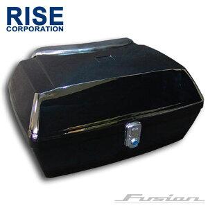 汎用 リヤボックス ブラック 黒 塗装済み フュージョン フォルツァ PCX マジェスティ グランドマジェスティ マジェスティ125 マグザム シグナス スカイウェイブ アドレス 等に リアボックス