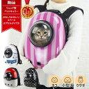 【送料無料】 猫 キャリーバッグ キャリー リュック キャリーケース おしゃれ バッグ ねこ ネコ ペット ペットキャリ…