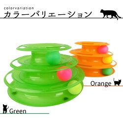 猫おもちゃひとりで遊べる運動不足猫おもちゃボールストレスい解消電池不要かわいい猫用玩具回転
