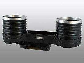 ALCABO(アルカボ) 車種専用ドリンク&ポケットホルダー BMW 3シリーズ,M3 セダン(E90),ツーリング(E91),クーペ(E92),コンバーチブル(E93) ブラック/リング カップ タイプ