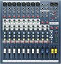SoundCraft / サウンドクラフト アナログミキサー EPM8 コンパクトミキサー