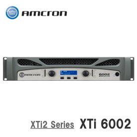 【アウトレット】CROWN/クラウンXTi2 Series パワーアンプ XTi6002 AMCRON/アムクロン(ヒビノ正規品)