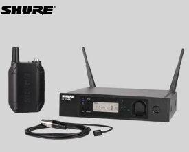 SHURE ラベリアマイクロホン ワイヤレスセット 2.4GHz帯  GLX-D14R / 93