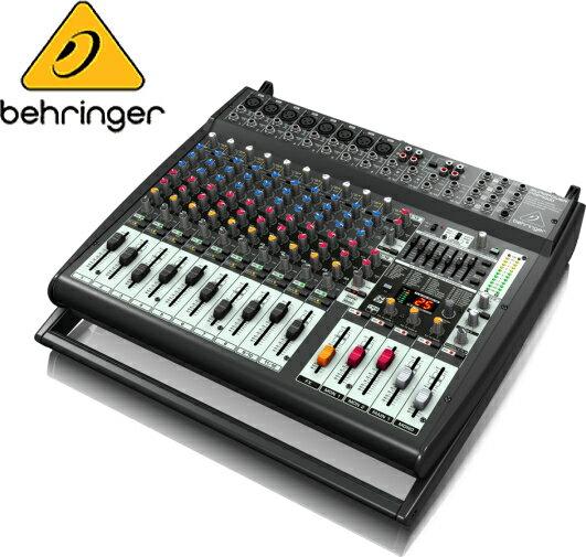 BEHRINGER/べリンガー パワード・ミキサー PMP4000 EUROPOWER