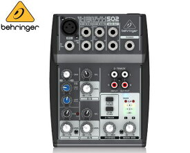 Behringer(ベリンガー)アナログミキサー 502 XENYX