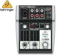 Behringer(ベリンガー)アナログミキサー 302 USB XENYX