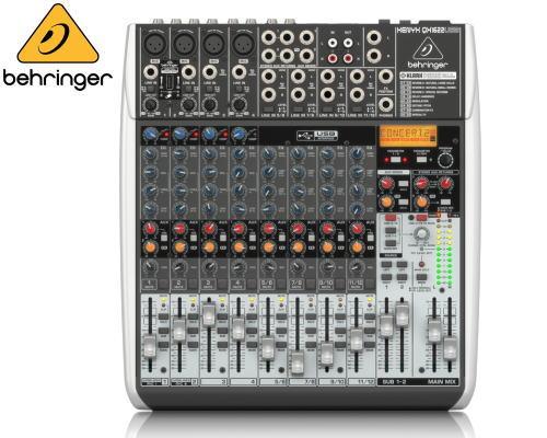 Behringer(ベリンガー)アナログミキサー QX1622 USB XENYX
