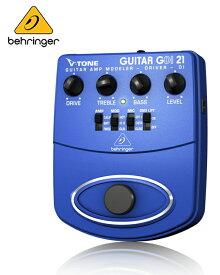 Behringer(ベリンガー)ダイレクトボックス GDI21 V-TONE GUITAR DRIVER DI