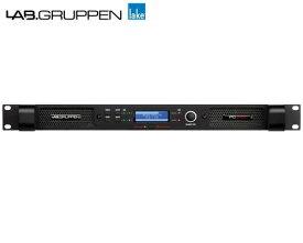 LAB.GRUPPEN(ラブグルッペン) IPDシリーズ IPD 2400 1U 2CH パワーアンプ