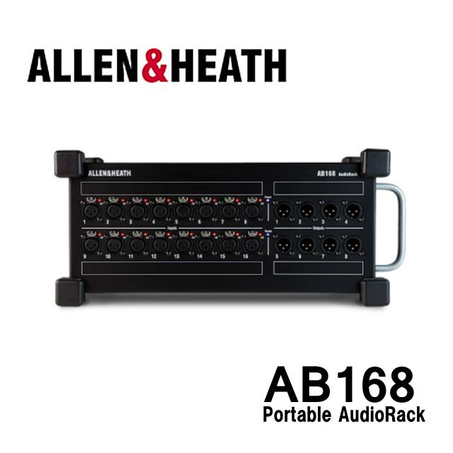 ALLEN & HEATH AudioRack AB168 (AB1608) AR168