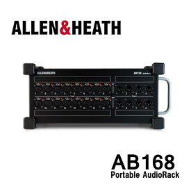 ALLEN & HEATH AudioRack AB168 (AB1608) AR168
