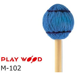プレイウッド/PlayWood キーボードマレット 硬さ:H(ハード) M-102