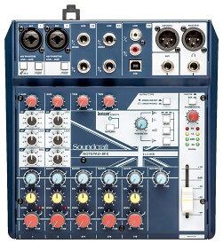Soundcraf/Notepad-8FX(ヒビノ正規品)サウンドクラフト