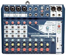 Soundcraf/Notepad-12FX(ヒビノ正規品)サウンドクラフト