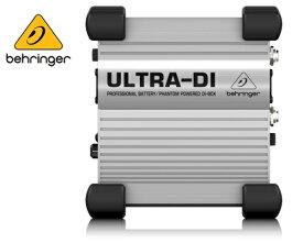Behringer(ベリンガー)ダイレクトボックス DI100 ULTRA-DI