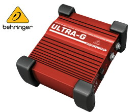 BEHRINGER/べリンガー GI100 ULTRA-G アクティブギター用ダイレクトボックス
