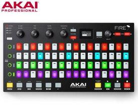 AKAI(アカイ)FIRE Controller Only(ソフトウェア付属なし)音楽制作ソフトFL Studio専用ハードウェアコントローラー