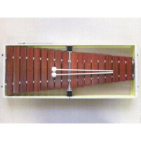 ゼンオン/全音 コンパクト木琴 No.185BK