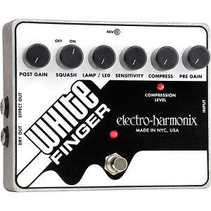 【Electro-Harmonix】White Finger(ホワイトフィンガー) コンプレッサー【EHX/エレクトロ・ハーモニクス】