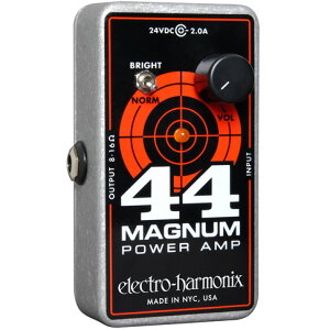 【Electro-Harmonix】44 Magnum(44マグナム) パワーアンプ【EHX/エレクトロ・ハーモニクス】