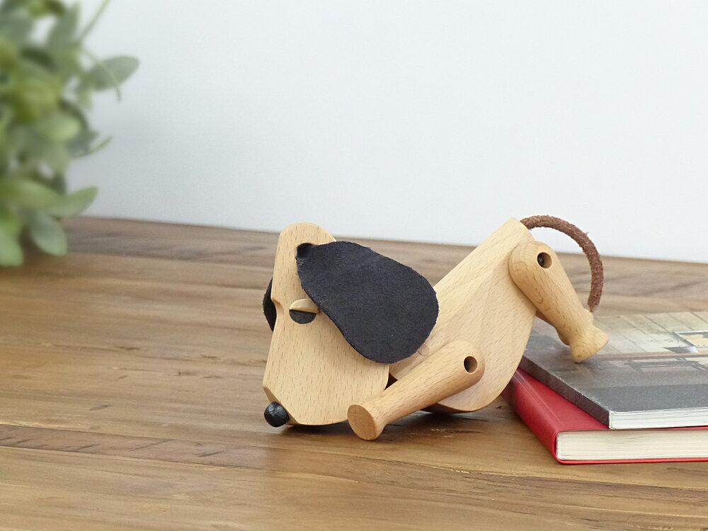 【あす楽対応】ハンス・ブリング オスカー Hans Bolling Oscar 木製玩具 オブジェ フィギュア 木のオブジェ インテリア 人形 犬 置物 北欧雑貨 リプロダクト 干支 干支置物 戌年 母の日 ギフト インテリア雑貨 かわいい お洒落
