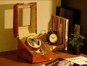 ワインディングマシーン 2本巻 ライトブラウン Abies(アビエス) ワインディングマシン 4本 収納ケース メンズ レディ…