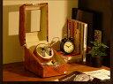 【あす楽対応】ワインディングマシーン 2本巻 ライトブラウン Abies(アビエス) ワインディングマシン 2本 4本 時計 収納ケース メンズ レディース ケース 自動巻き機 2連 ウォッチワインダ