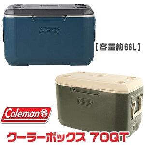 【在庫有り】Coleman コールマン エクストリーム 5 クーラー / 70QT 容量約66L クーラーボックス キャンプ バーベキュー 保冷 大容量 大型 アウトドア キャンプ 釣り Coleman 70 Quart Xtreme 5 Cooler