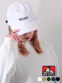 BEN DAVIS ベンデイビス 帽子 キャップ メンズ レディース ユニセックス ブランド かわいい おしゃれ パネルキャップ 6パネル TWILL CAP ツイル地 刺繍 ワークキャップ ベースボールキャップ ローキャップ カーブキャップ BDW-9483 ハロウィン ギフト プレゼント ラッピング