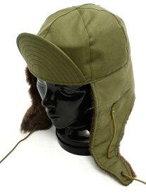バズリクソンズ BUZZ RICKSON'S フィールド キャップ メンズ レディース 帽子 モコモコ もこもこ アルパカ パイル 防寒性 CAP.FIELD. PILE M-1951 M-1943 東洋エンタープライズ 日本製 ミリタリー BR02538