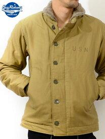 バズリクソンズ BUZZ RICKSON'S N-1 デッキジャケット ジャケット メンズ アウター ミリタリー 日本製 東洋エンタープライズ NAVY DEPARTMENT 40's MODEL BR12031 新生活 ギフト プレゼント ラッピング