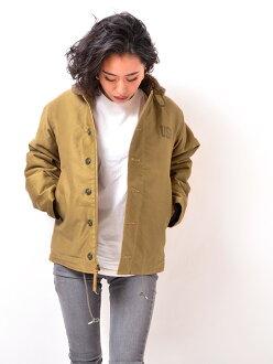Rickson n-1 deck jacket BUZZ RICKSON's NAVAL CLOTHING DEPOT Oriental BR12032fs04gm