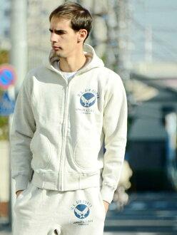 Buzz Rickson BUZZ RICKSON'S coat zipper hoodie BR65599 Buzz Rickson Buzz rickson's