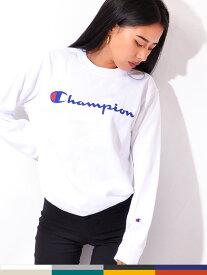 チャンピオン CHAMPION スウェット トレーナー レディース メンズ ユニセックス トップス ロゴ Cロゴ 無地 スウェットシャツ ベーシック ルームウェア 部屋着 ジム ストリート 日本規格 C3-Q002 新生活 ギフト プレゼント ラッピング