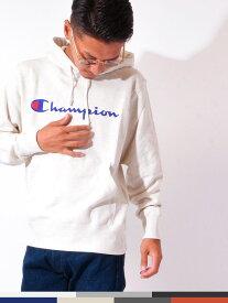 チャンピオン CHAMPION スウェット パーカー レディース メンズ ユニセックス トップス ロゴ Cロゴ 無地 プルオーバー スウェットシャツ ベーシック ルームウェア 部屋着 ジム 日本規格 C3-Q102 新生活 ギフト プレゼント ラッピング
