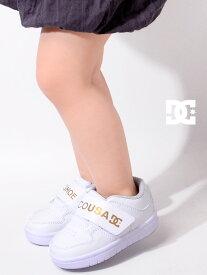 DC SHOES ディーシ— シューズ スニーカー キッズ ジュニア 男の子 女の子 ユニセックス 子供靴 14.0 15.0 16.0 PURE LITE V おしゃれ かわいい ブランド ベルクロ 楽 ストリート ダンス スポーツ スケーター リンクコーデ DT201601 夏休み ギフト プレゼント ラッピング