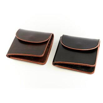 成立以来钱包男士短钱包皮夹皮革棕色核心 IPCH-02