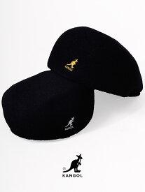 KANGOL カンゴール ハンチング 帽子 ウール メンズ レディース ユニセックス ベレー帽 ブランド 大きいサイズ かわいい かっこいい おしゃれ SEAMLESS WOOL 507 定番 BACK TO FRONT ストリート スケーター トレンド K0875FA 197-169002 クリスマス プレゼント ラッピング