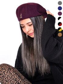 KANGOL カンゴール ハンチング キャスケット 帽子 メンズ レディース ユニセックス ベレー帽 ブランド 大きいサイズ かわいい おしゃれ SMU WOOL GALAXY ギャラクシー 日本別注 日本限定 BACK TO FRONT K3240SM 188-169501 198-169502 ホワイトデー プレゼント ラッピング