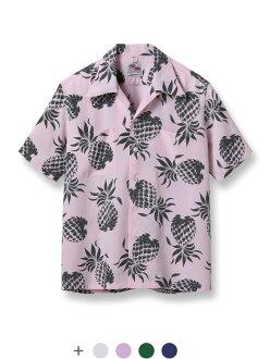 萨姆冲浪太阳冲浪公爵退役杜克 • 阿洛哈衬衫菠萝东方 DK36201
