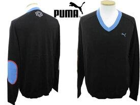 【USモデル】PUMA Vネックセーター 560940【プーマ ゴルフ】【あす楽】