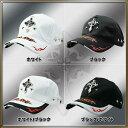 【十字架アクセ付】サイバークラウン クロスキャップ CCP-001