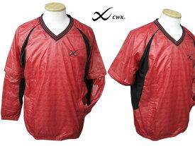 CW-X 2WAY ウインドブルゾン533D6651(010)ストレッチ/袖取り外可